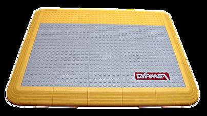 Tarima dieléctrica, tapete aislante, piso dieléctrico, piso modular dieléctrico, antiderrapante y antifatiga