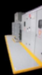 Piso Modular Aislante, Tapete dieléctrico, Dielectric matting