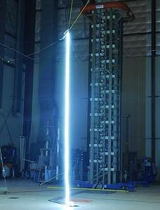 Pruebas a la tarima dieléctrica de dyfimsa, tarima aislante, dielectrico, seguridad en suebestaciones