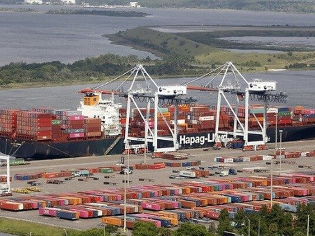 Port Congestion Prompts Hapag and CMA CGM to Drop Savannah Port Calls