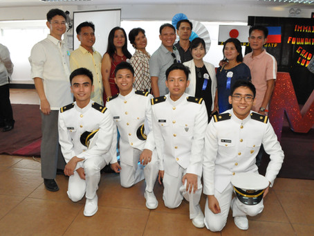 IMMAJ Hosts Luncheon for Second Batch of Class 2019