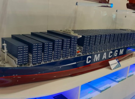 CMA CGM says all communications safe following cyber attack