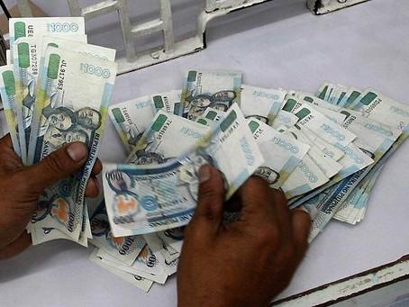 Peso appreciates on February remittance data