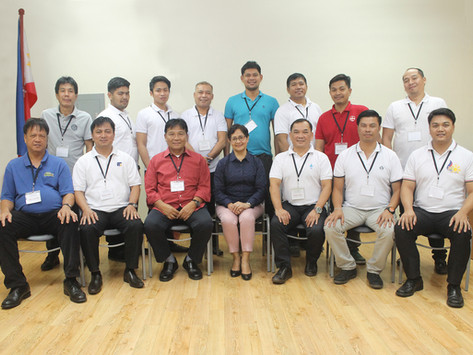 New Maritime Instructors Graduate from IMMAJ-PJMCC Foundation, Inc. IMO Model Course 6.09