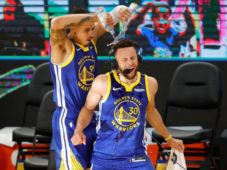 Curry scores 53 to pass Chamberlain for Warriors record