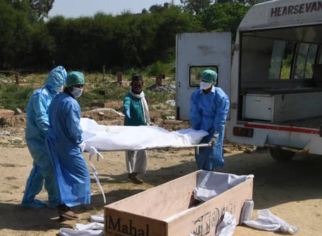 Global coronavirus death toll passes one million