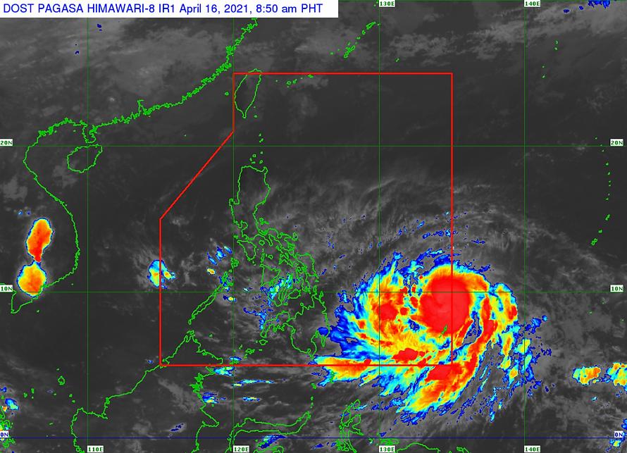 balitang-marino-Severe tropical storm 'S