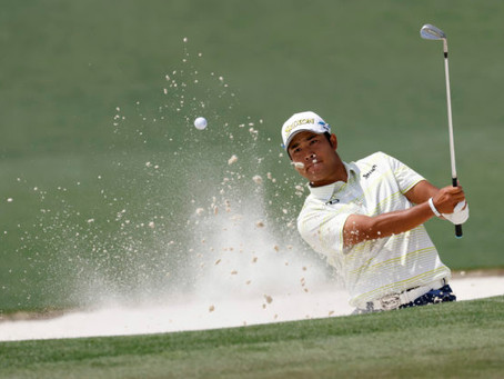 Japan's Matsuyama wins Masters for maiden major victory
