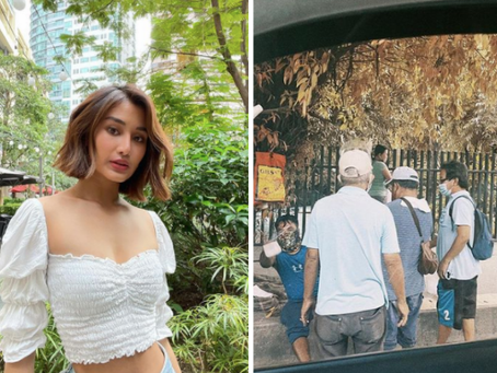 Chie Filomeno urges public to help out-of-work drivers amid lockdown