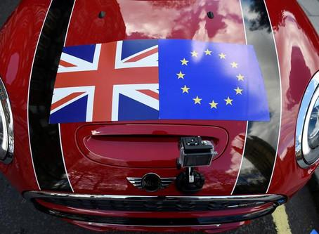 EU and Britain far apart as key week of Brexit talks begins