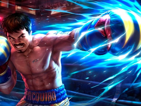 Pacquiao makes 'Mobile Legends' history with licensed skin
