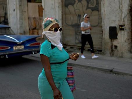 Cuba blasts US 'lies' over virus medical help