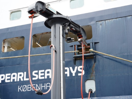 Shore power key to unlocking triple win for UK ports