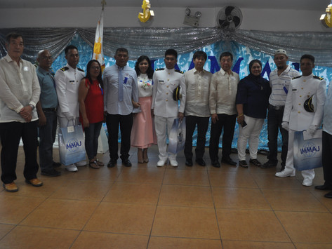 IMMAJ Holds Luncheon for 56 Scholars and their Families