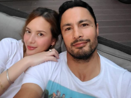 FINALLY! Derek Ramsay, Ellen Adarna admit to relationship