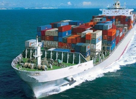 Ocean Freight Rates Expected to Increase in the Near Term