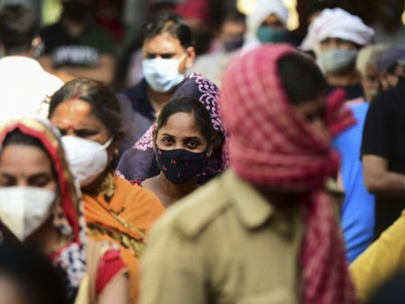 'Much, much worse': India's richest state swamped by pandemic's second wave