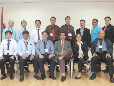 The IMMAJ-PJMCC Foundation, Inc.  conducts IMO Model Course 3.12 Training for Assessors