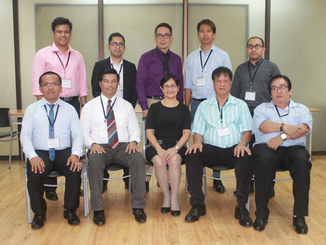The IMMAJ-PJMCC Foundation, Inc. delivers the fourth run of IMO Model Course 3.12