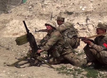 Dozens killed as Armenia-Azerbaijan fighting enters second day