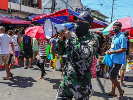 Metro Manila back to shorter curfew hours starting Sept. 16