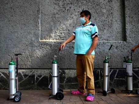 COVID-19 sparking 'oxygen emergency' —UN
