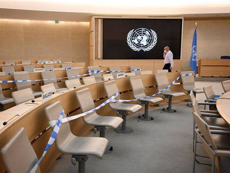 US rejoins UN Human Rights Council, years after walk-out