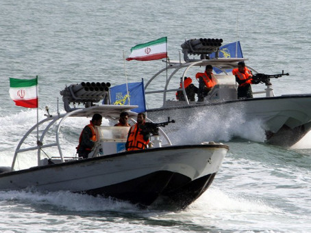 Israel Views Iran as the Likely Attacker in Car Carrier Explosion
