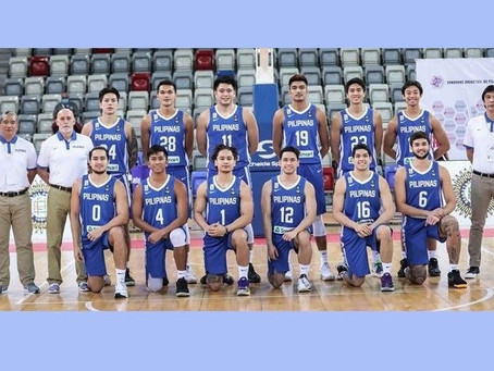 Gilas target: Quick way back to training