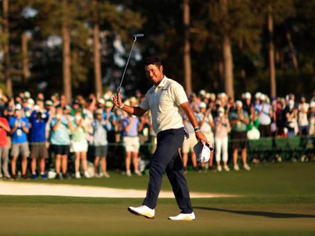 Tiger says Matsuyama's Masters Win has global golf impact