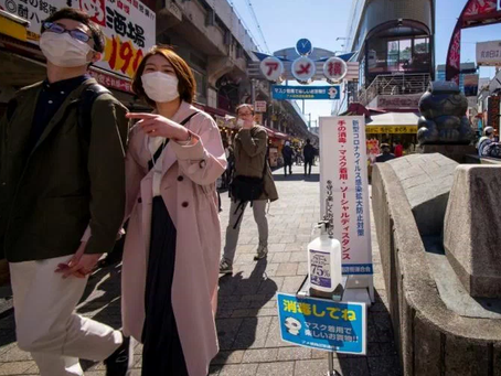 Japan to lift virus state of emergency in Tokyo area