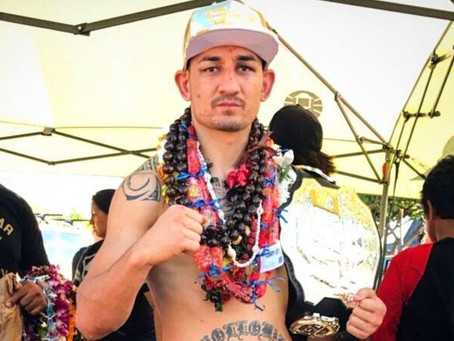 Max Holloway sets new UFC record in winning performance over Calvin Kattar