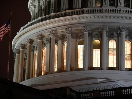 Senate passes $2 trillion bill for 'strange and evil' coronavirus crisis