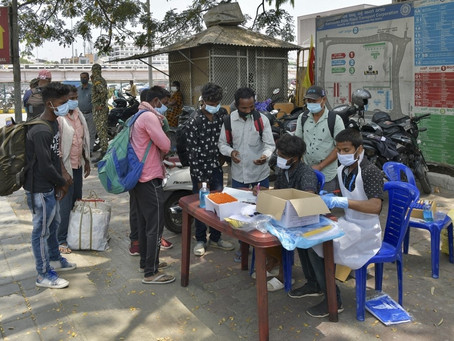 India faces record virus surge as Saudi restricts pilgrimages