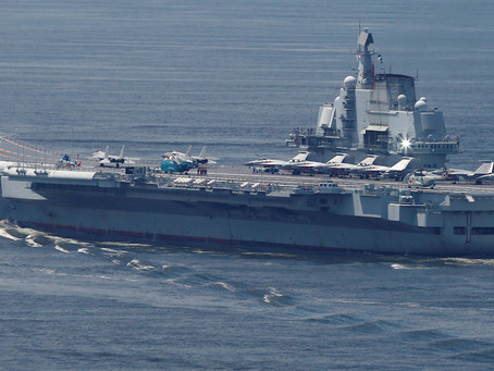 China says carrier group exercising near Taiwan, drills will become regular