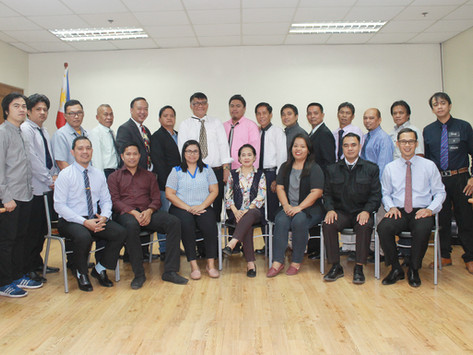 IMMAJ-PJMCC CONDUCTS IMO MODEL COURSE 3.12 TRAINING FOR ASSESSORS FOR PAMI MEMBER SCHOOLS