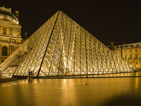 The Louvre puts over 482,000 piece art collection online for free