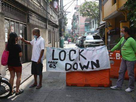All set for granular lockdown, alert level system- PNP