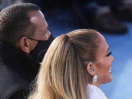 """Celebrity couple J.Lo and A-Rod split because """"we are better as friends"""""""