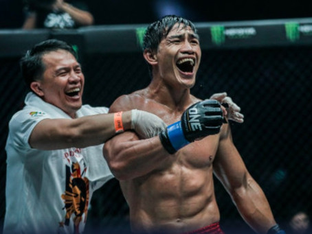 Folayang vs Aoki III set for ONE on TNT after card changes