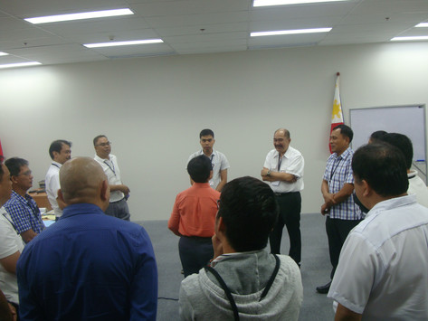 The IMMAJ-PJMCC Foundation, Inc. Delivers the First Batch of IMO Model Course 3.12 Training