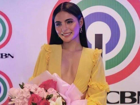 Lovi Poe: 'Time to work with the best of the best in ABS-CBN'