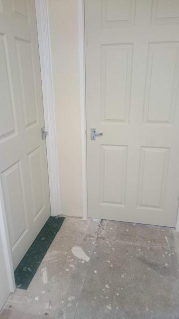 New doors in!