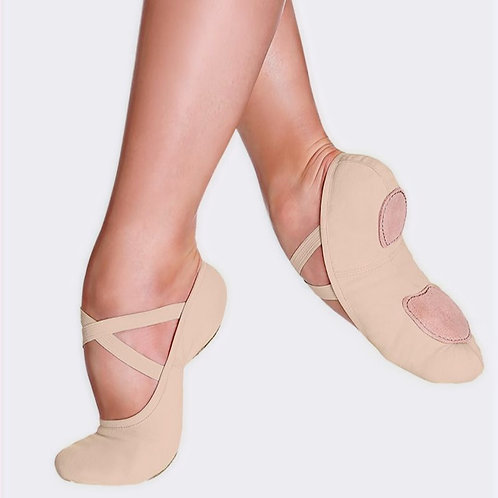 So Danca SD16 - Stretch Canvas Split Sole Ballet Shoe