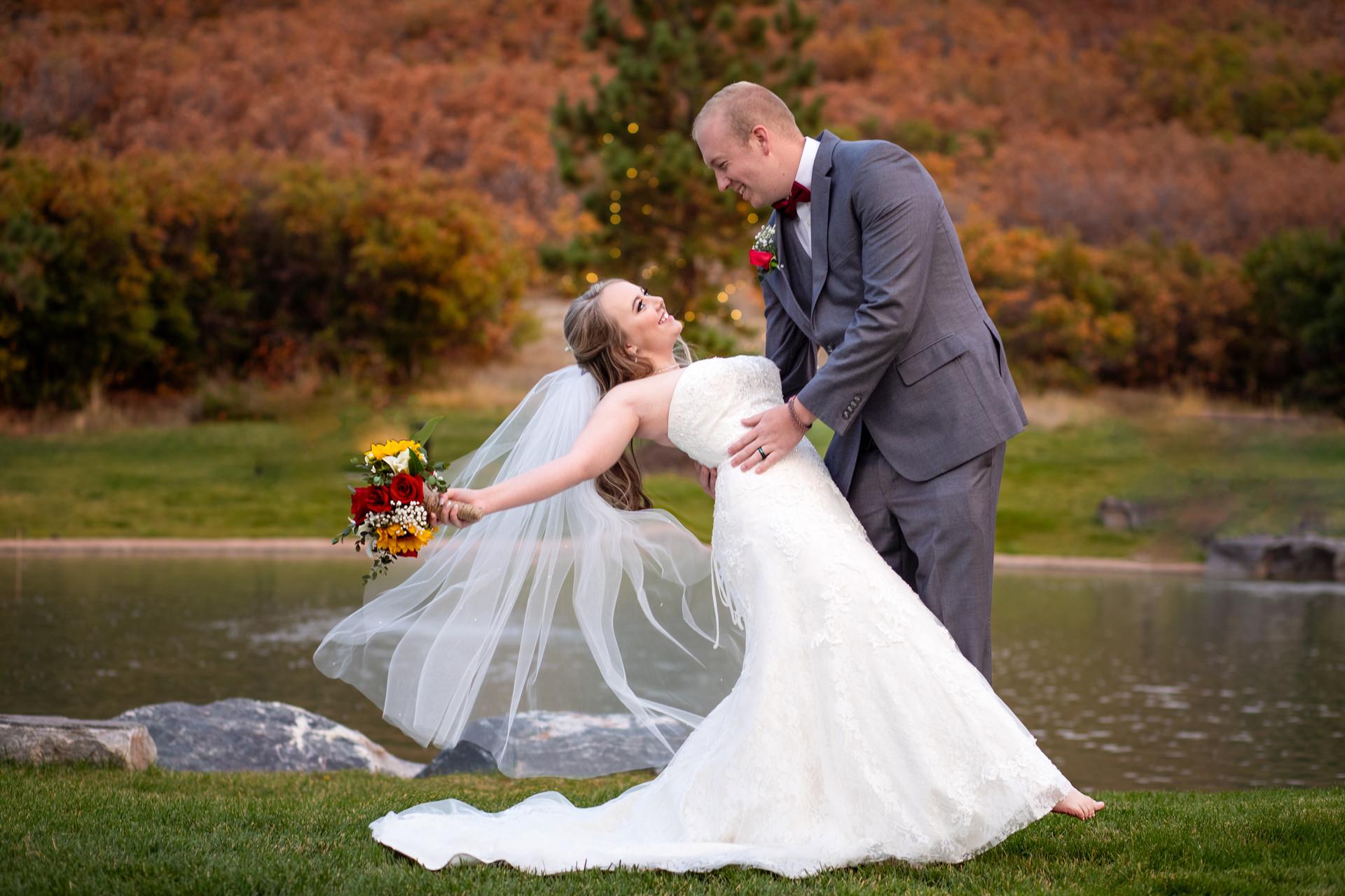 Wedding Couple Dip