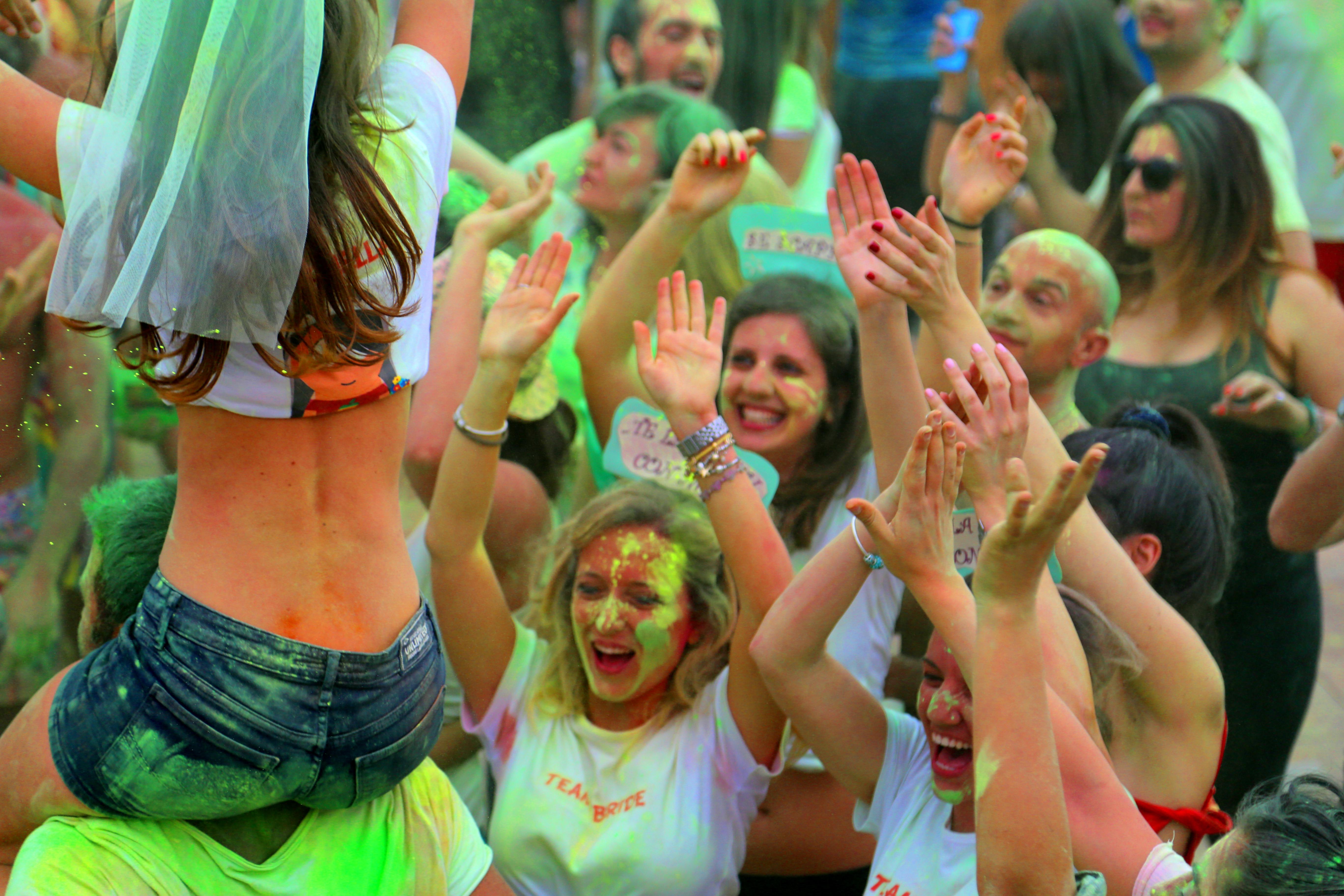 Holi Party, 2015