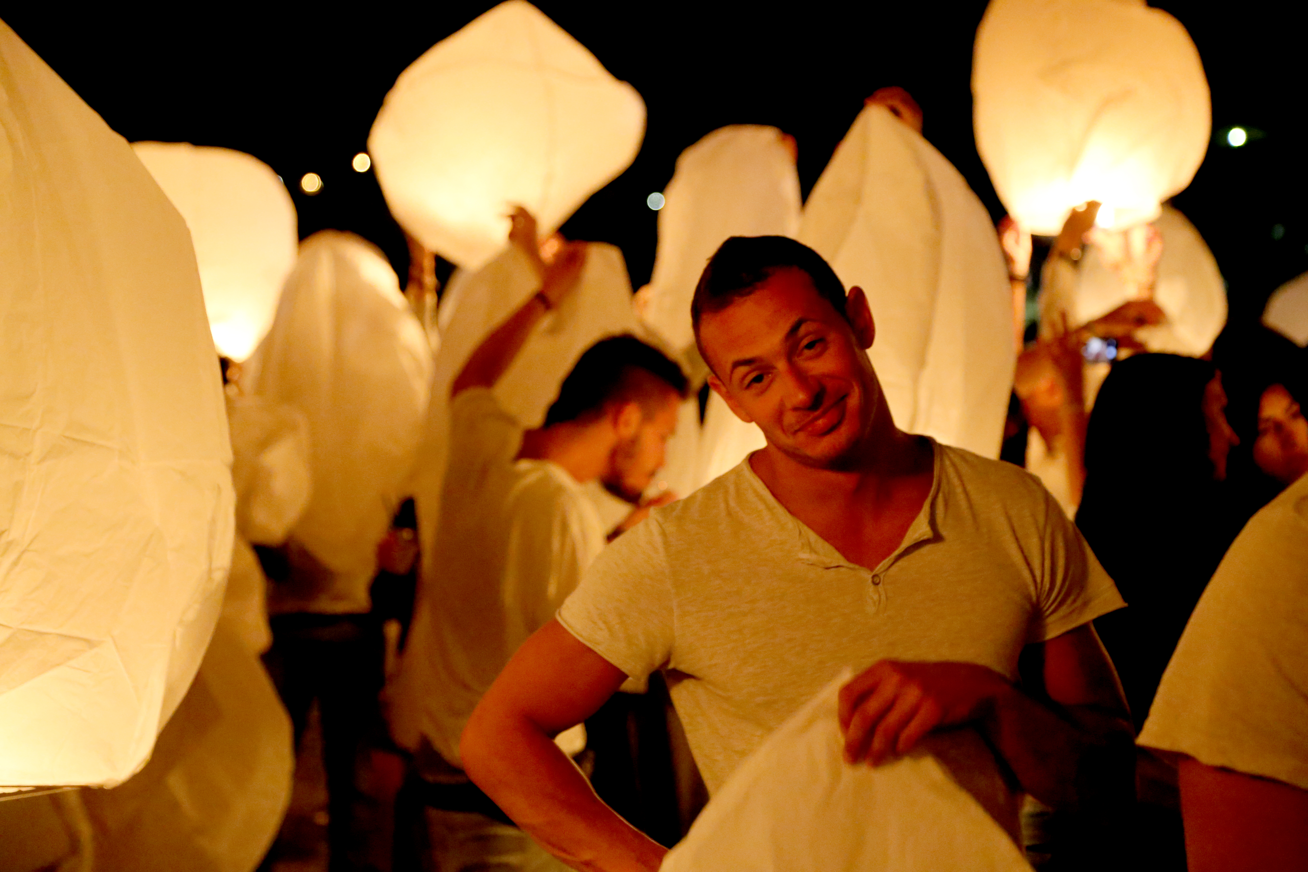wishing lantern, classic