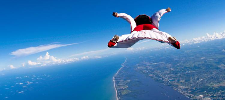 SKYDIVING, CLASSIC