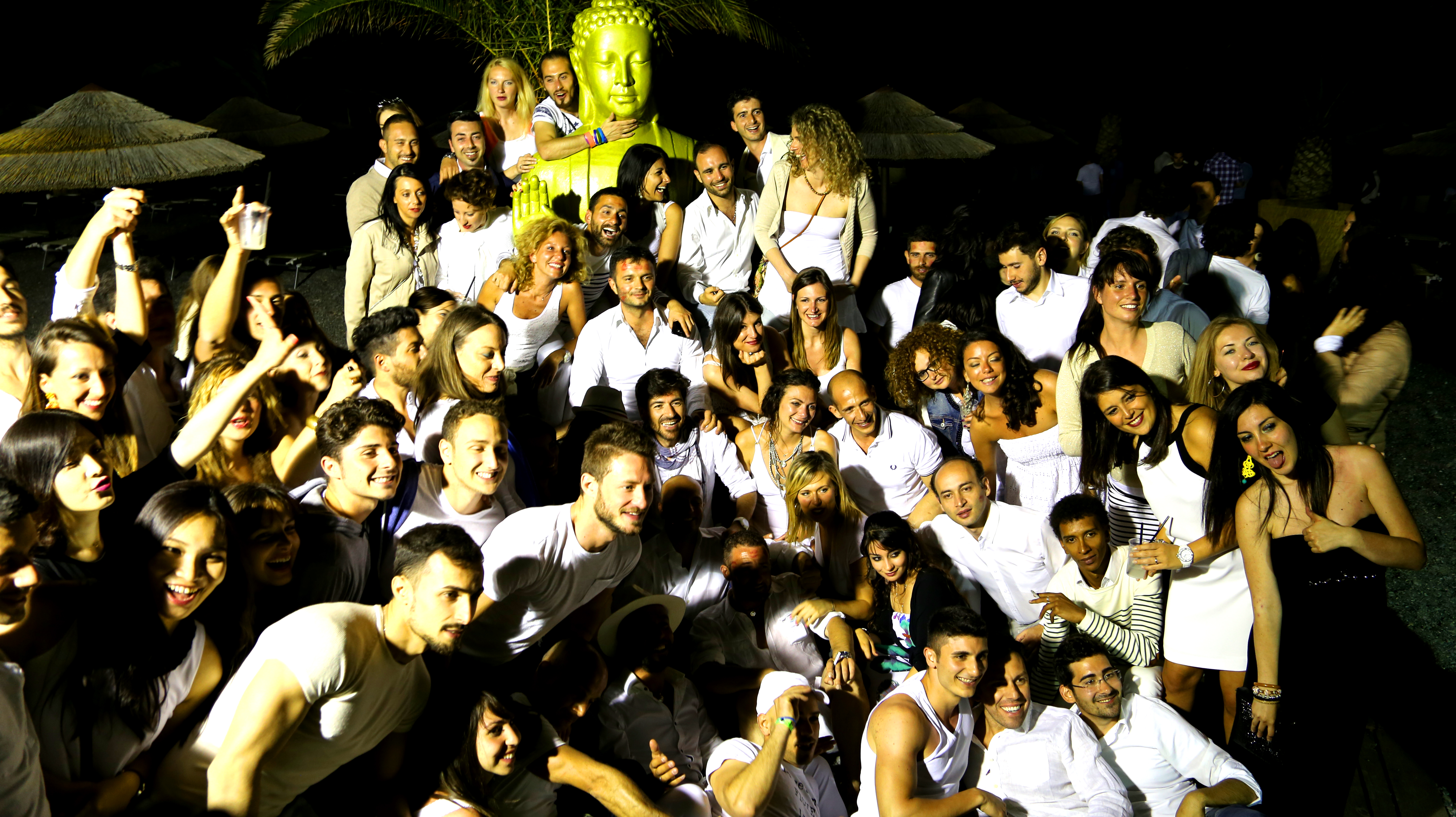 THE WHITE PARTY, 2015