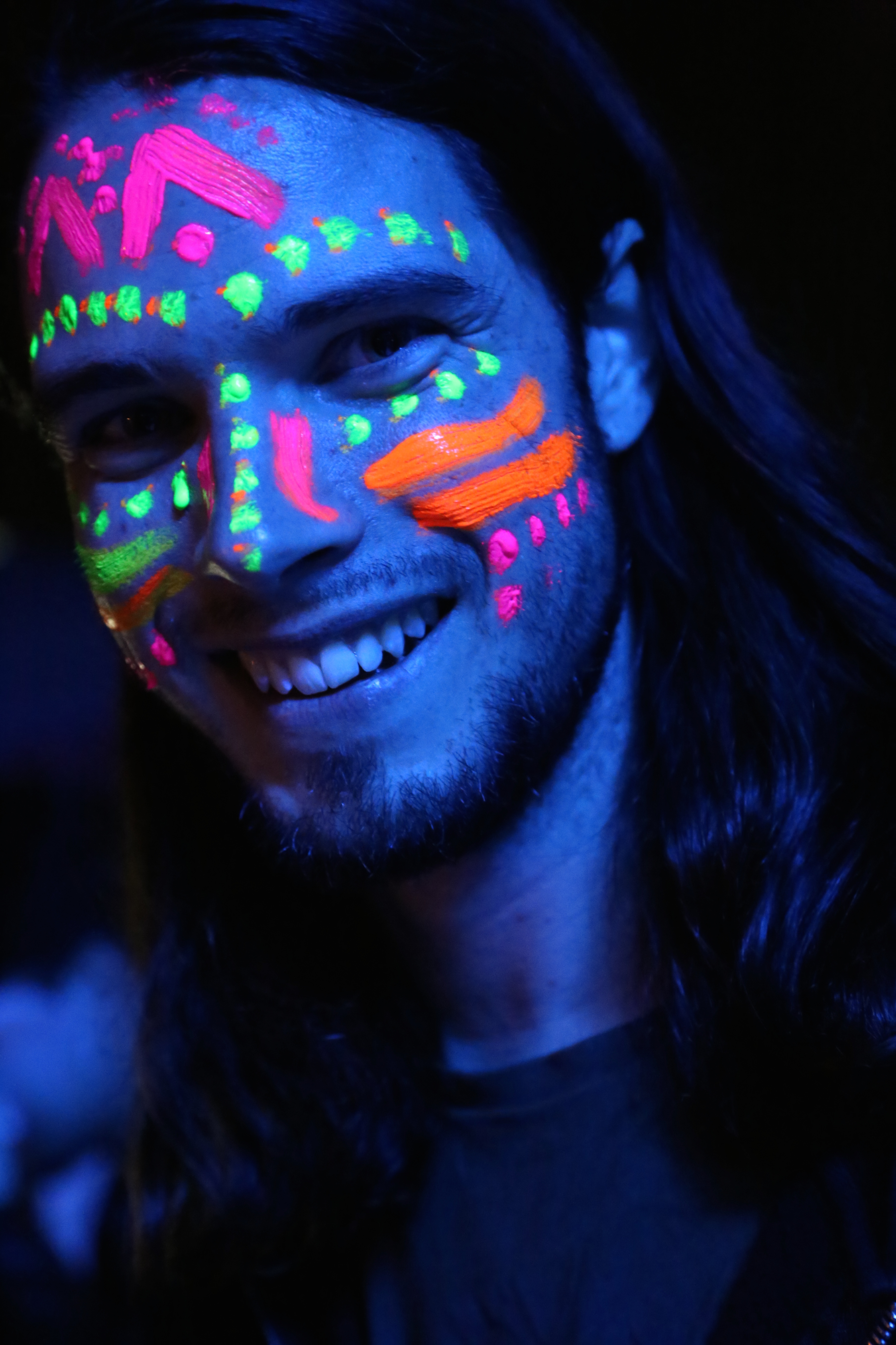 FLUO PARTY, 2015